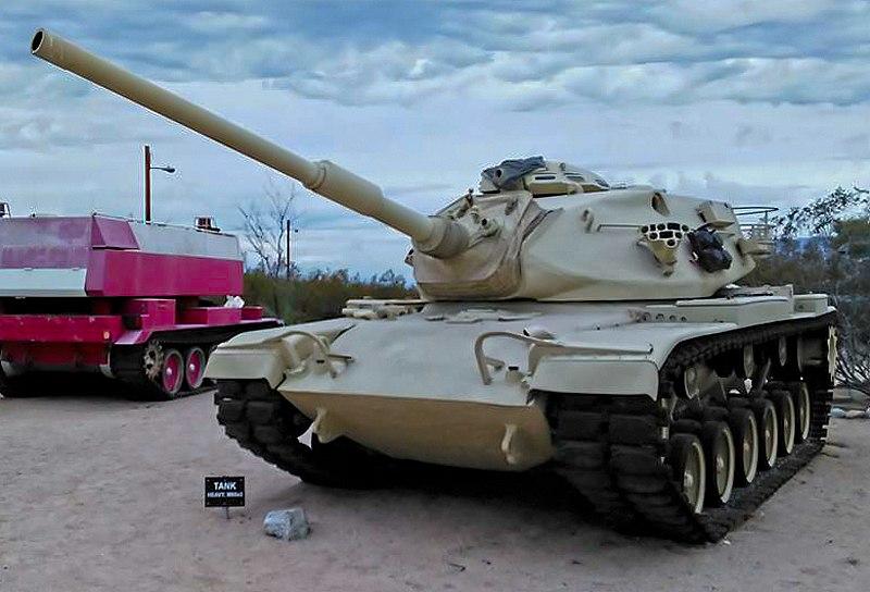 """M60T """"Сабра"""""""