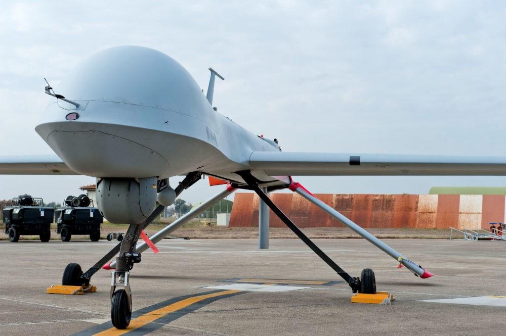MQ-1 Predator на аэродроме