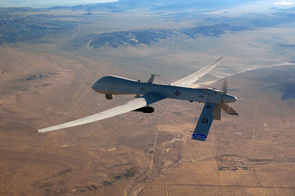 MQ-1 Predator в полете