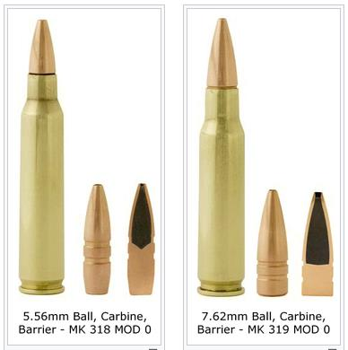 Новые боеприпасы