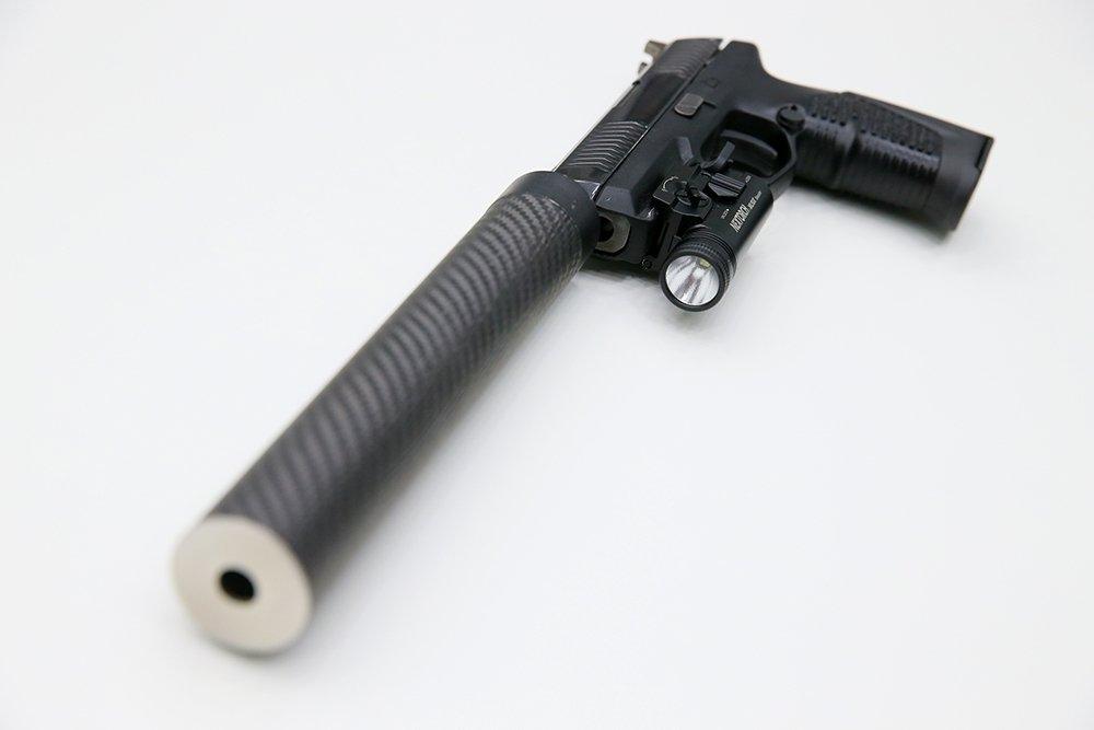 Новый пистолет