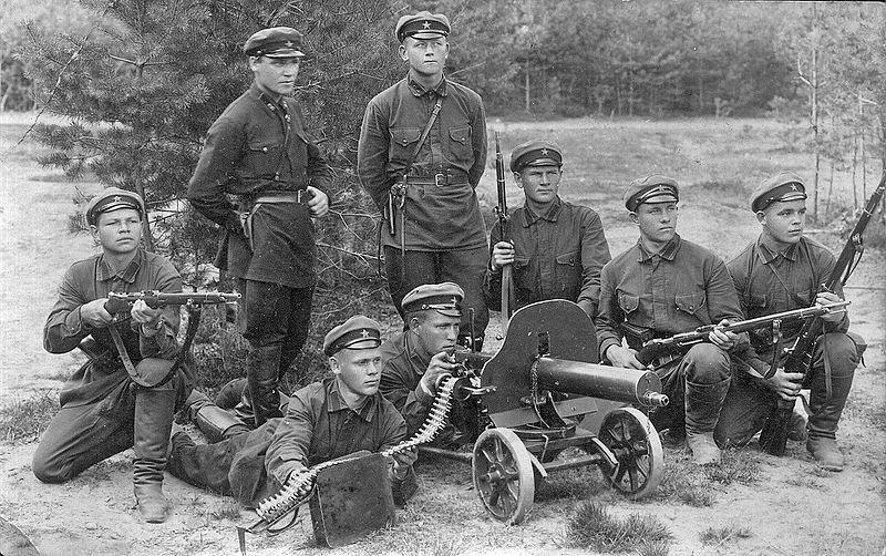 Отряд РККА