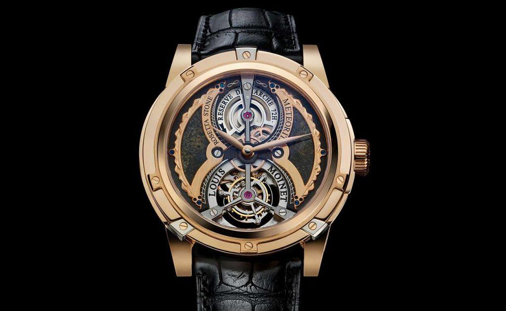 Часы Louis Moinet Meterois