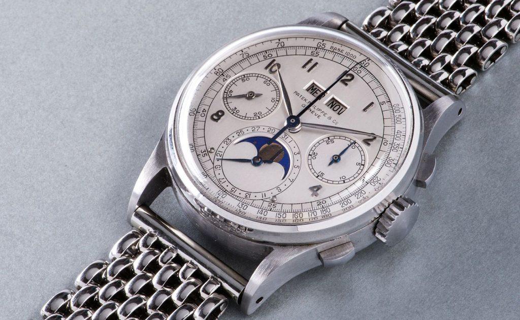 Часы Patek Phiippe 1518