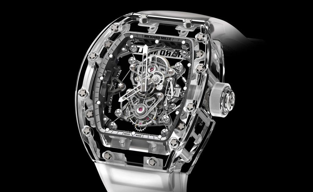 Часы Richard Mille RM 56-02 Sapphire