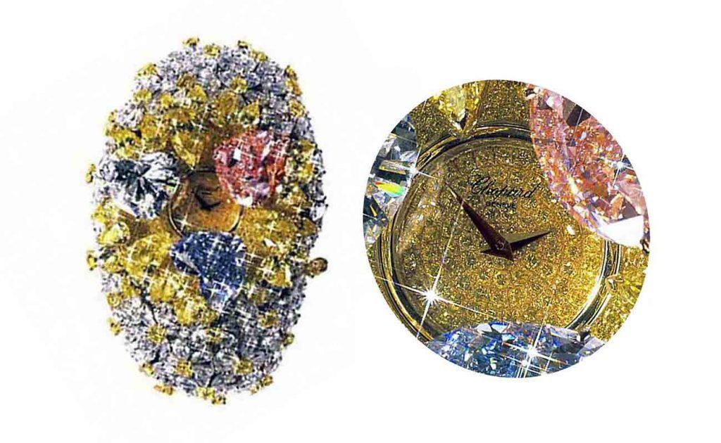 Часы The 201 – Carat watch by Chopard
