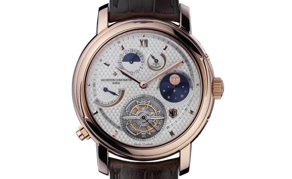 Часы Vacheron Constantin Tour de I'lle
