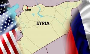 Карта Сирии