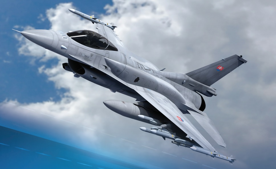 Lockheed Martin F-16 Block 70/72