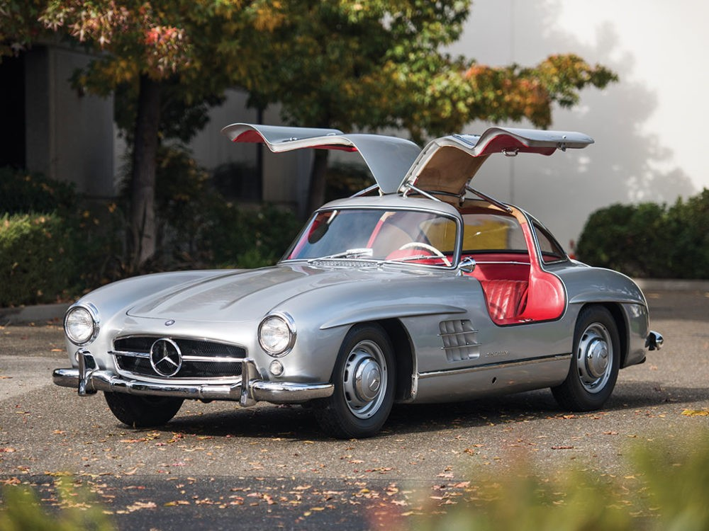 Mercedes-Benz 300SL 'Gullwing'
