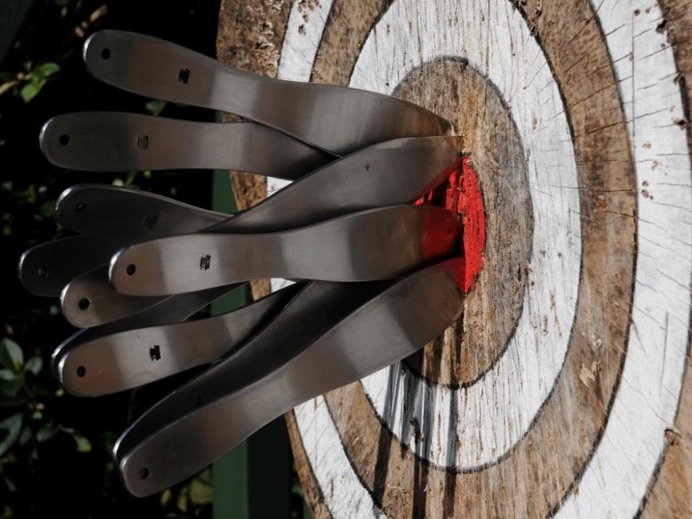 Ножи в мишени