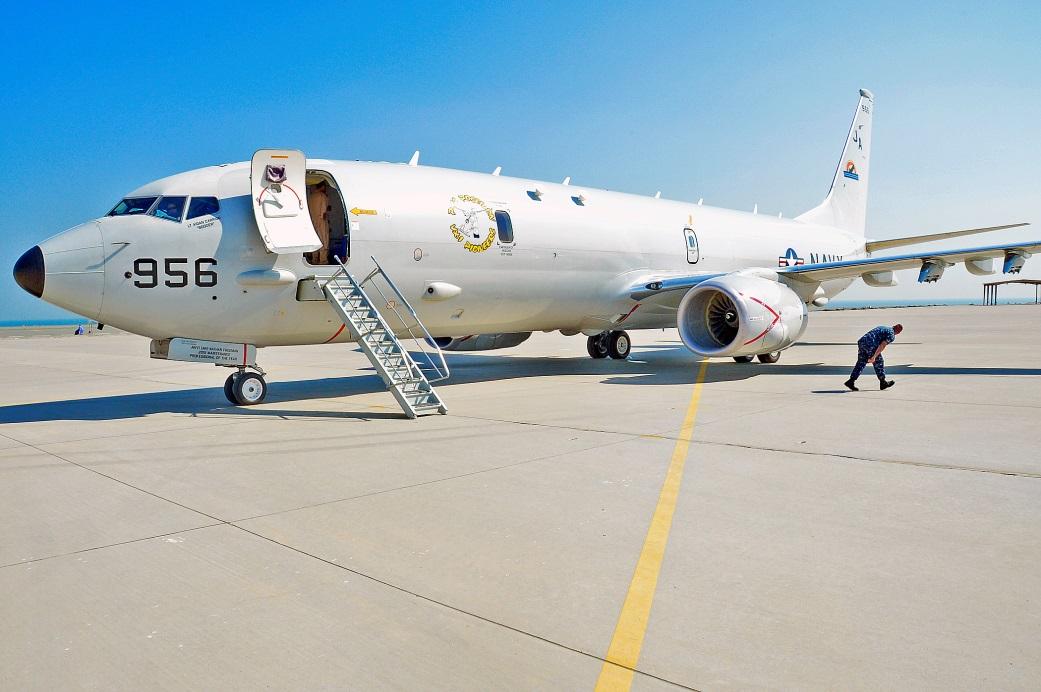 """P-8A """"Poseidon"""""""