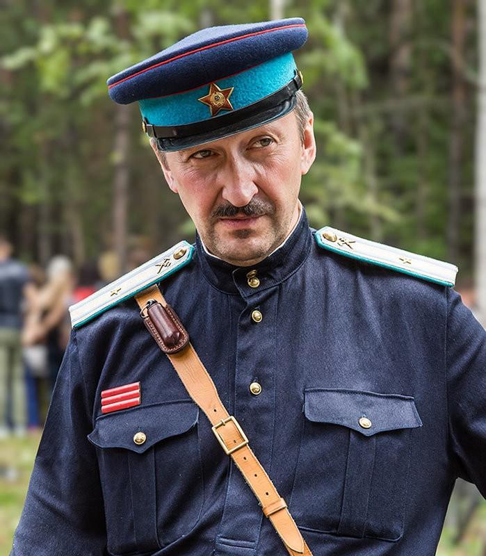 Сотрудник НКВД