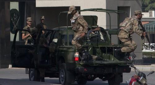 SSG – Пакистан