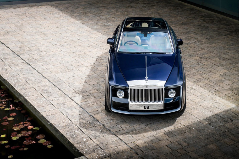 Sweptail by Rolls Royce