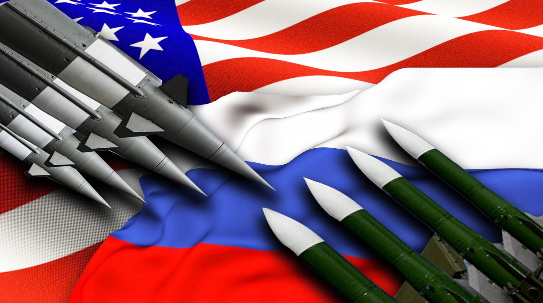 Американские и русские ракеты