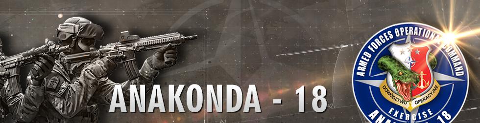 «Анаконда-18»