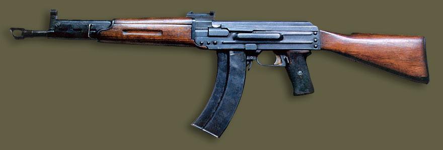Автомат Булкина АБ-46 (ТКБ-415)