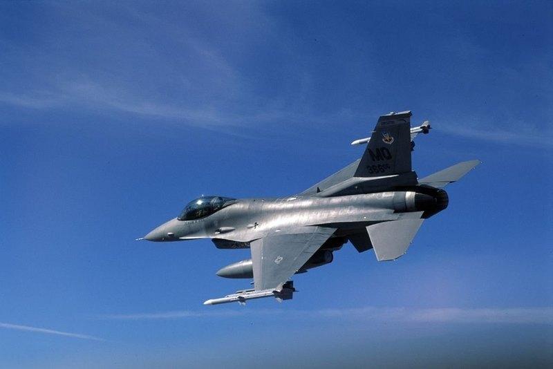 """F-16V """"Вайпер"""""""