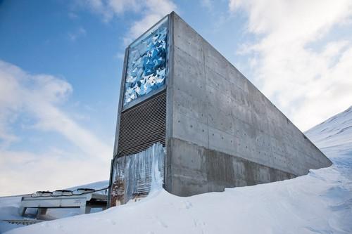 Глобальное хранилище семян в Шпицбергене