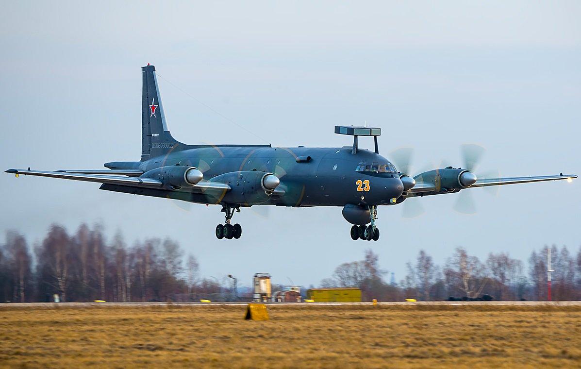 Ил-38Н «Новелла»