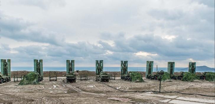 Испытания ракетного оружия