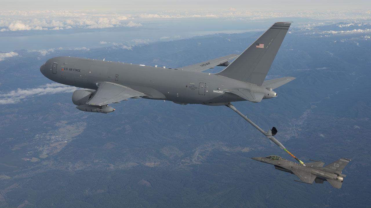 """KC-46A """"Пегасус"""""""