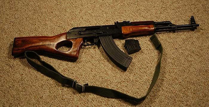 Maadi AK-47