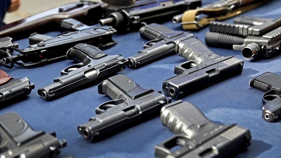 Нелегальное оружие