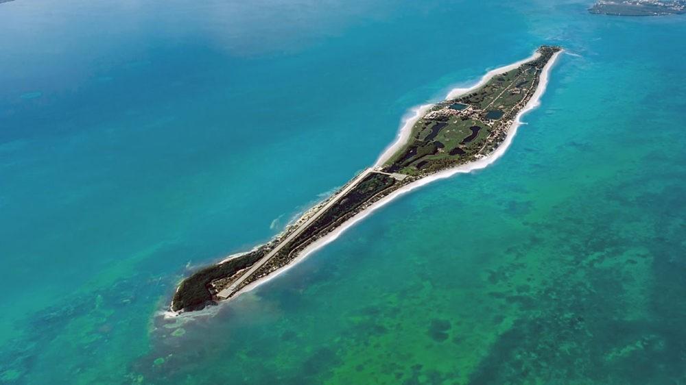 Остров Caye Chapel, Белиз