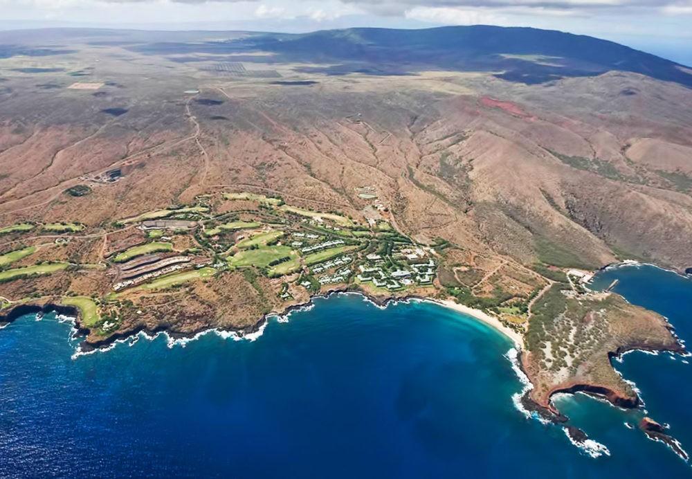Остров Ланаи, Гавайи