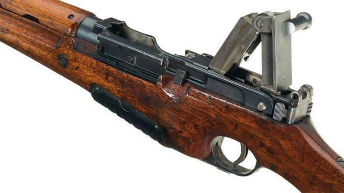 Pederson Self-Loading Rifle