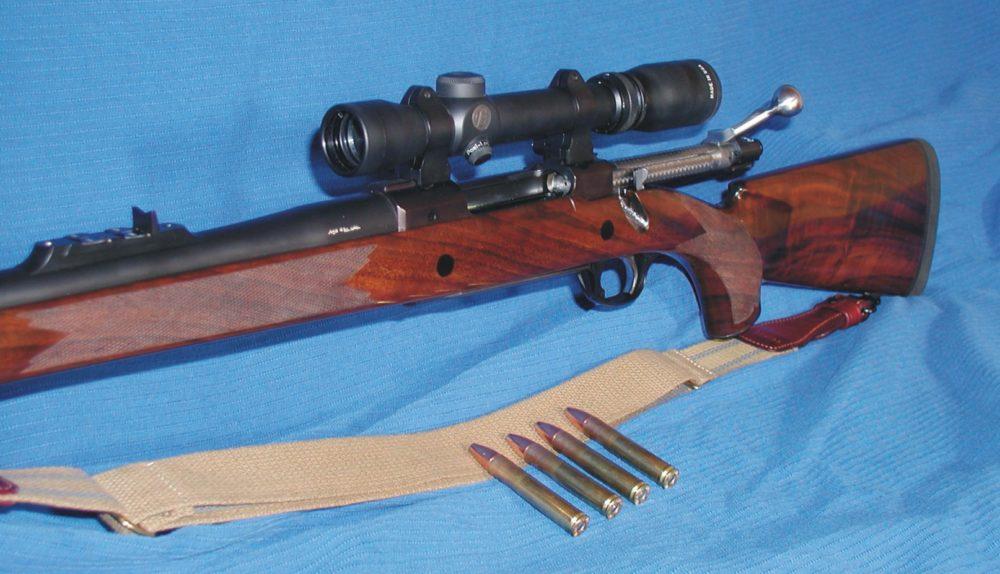 Pre-1964 Winchester Model 70