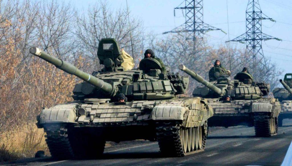 Российское вторжение
