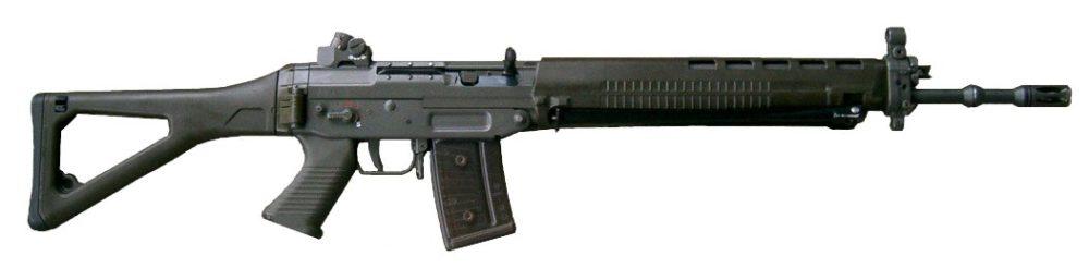 SIG Sturmgewehr 90 (SG 550)