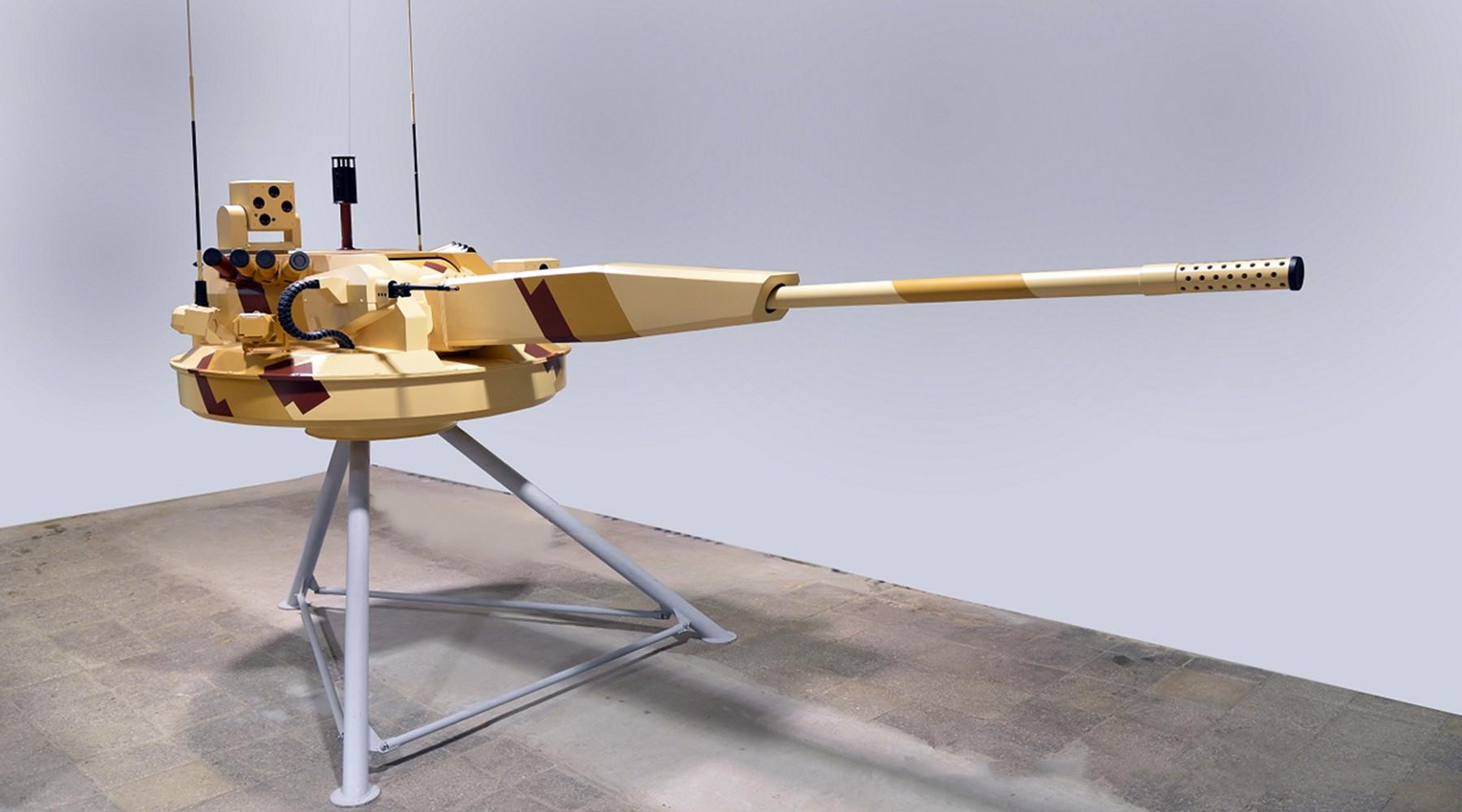 Автоматическая пушка