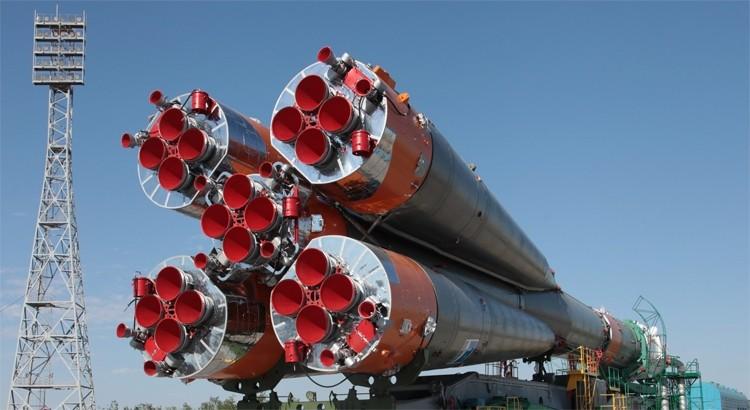 """Двигатели ракеты """"Союз"""""""