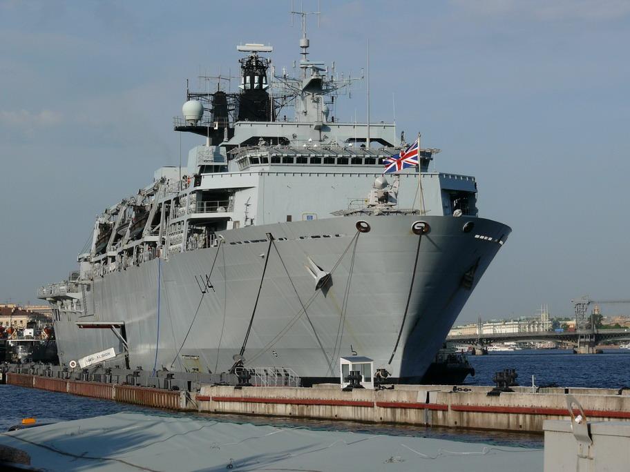 Littoral Strike Ship