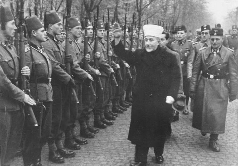 Мусульмане в СС