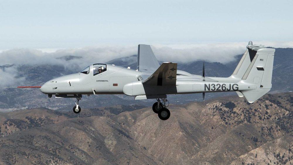 Пилотируемый вариант «Firebird»