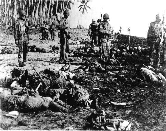 После битвы на Гуадалканале