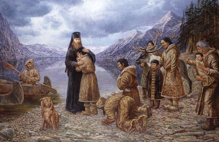 Православные аборигены