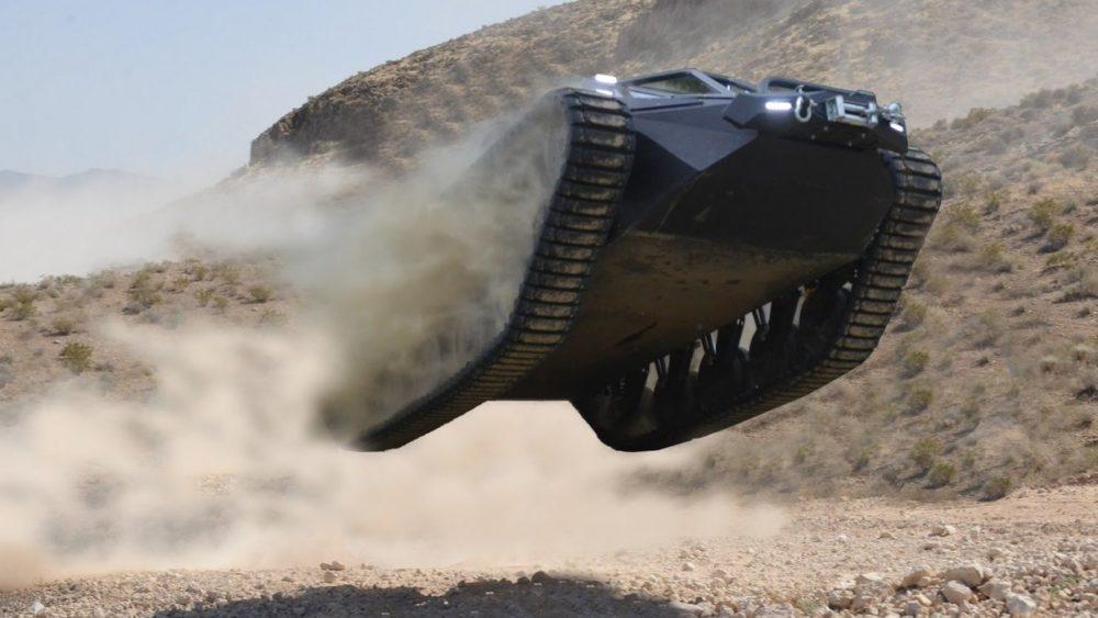 Самые быстрые танки в мире