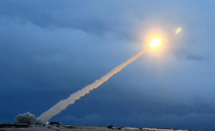 Снимок ракеты