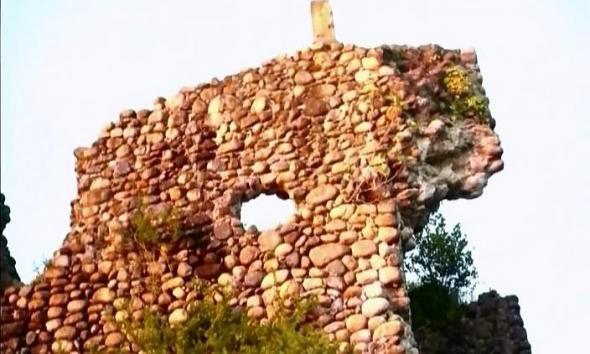 Великая Горганская стена