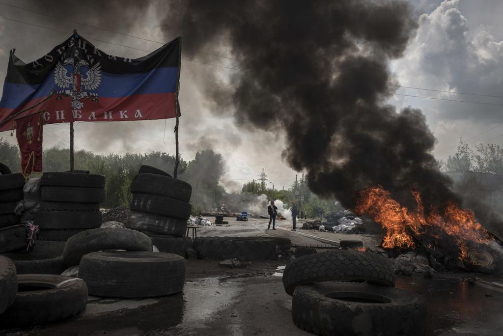 Война в ДНР