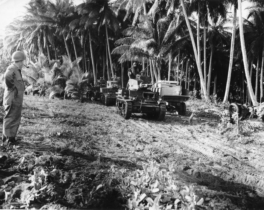 Войска на Гуадалканале