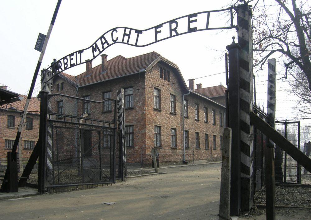 Ворота в Освенцим