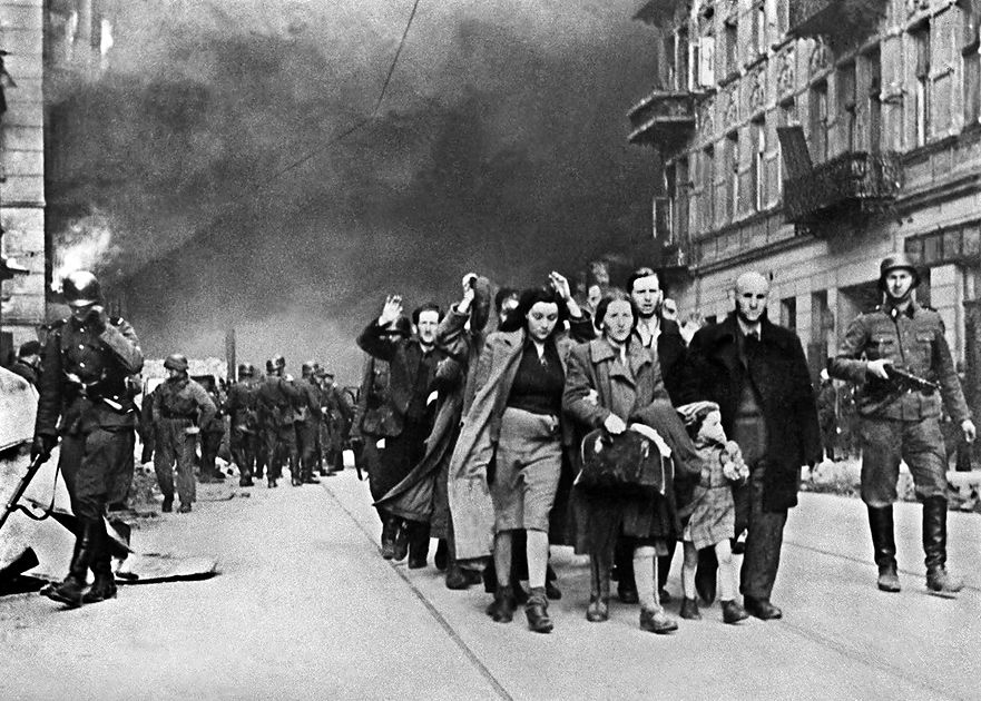 Восстание в Варшаве