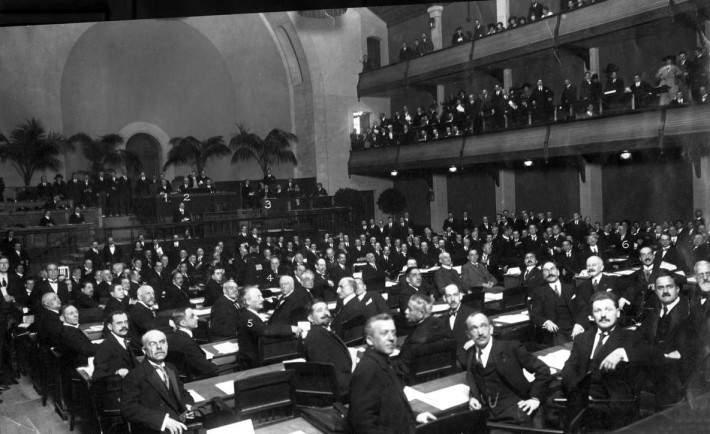Ассамблея Лиги наций